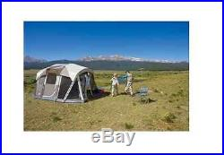 Coleman 6-Person Screened Tent Camping Room Outdoor Family Hiking WeatherMaster
