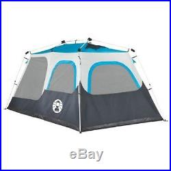 Coleman 8 Person Double Hub Instant Cabin Tent