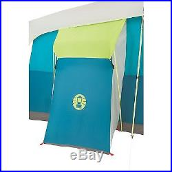 Coleman 8 Person Tenaya Lake Instant Cabin Fast Pitch Family Camping Tent WP New