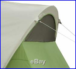 Coleman 8-Person Tent for Camping Montana Tent with Easy Setup -Color Green