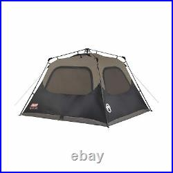 Coleman Cabin Tent Instant Setup 6 Person Outdoor Camping Sleeping Shelter 20000