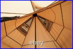Coleman (Coleman) Tent Excursion Tipi / 325 for 3-4 people 2000031572