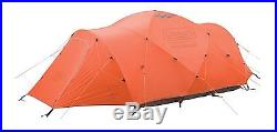 Coleman Exponent X3 Helios 3 person 4 season Backpacking Tent MSR
