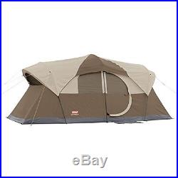 Coleman Family Camping Tents WeatherMaster 10-Person Tent