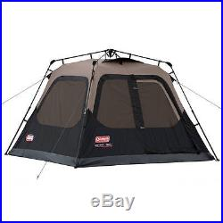 Coleman Instant Set-Up 4-Person Tent, 8' x 7