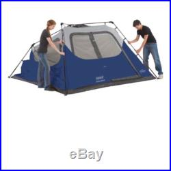 Coleman Instant Tent 6 person 10' x 9' Easy setup NEW