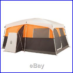 Coleman Jenny Lake Fast Pitch Cabin 8 Person withCloset 2000019796