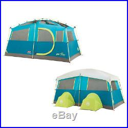 Coleman Tenaya Lake Fast Pitch Cabin withCabinets 6 Person 2000018142