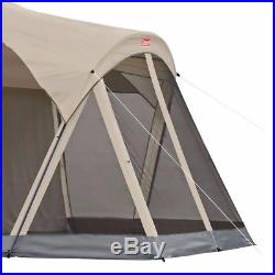Coleman WeatherMaster 6-Person Family Tent With Screen Room 2000027945