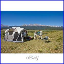 Coleman WeatherMaster 6-Person Screened Tent Canopy Outdoor New