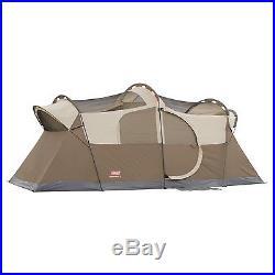 Coleman Weathermaster 10 Person Tent with Hinged Door 2000001598