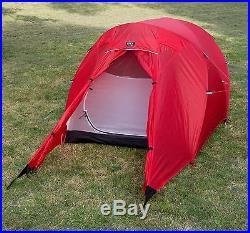 Crux X2 Storm 2 Person / 4 Season Tent & Crux X2 Storm 2 Person / 4 Season Tent @ Small Camping Tents