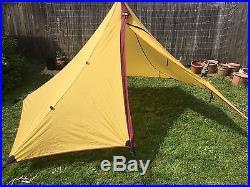 DANA DESIGN Garuda NUK TUK Tent & Insert Tarp Shelter RARE 8.3LBS Backpack moss