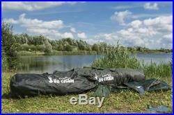DD-GEN 2 Ruck Zuck 2 Mann Karpfen Zelt 250x 250cm Bivvy Angelzelt Quick Shelter