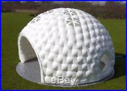 Diameter 6m inflatable dome tent for outdoor activities- Free shipping