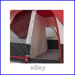 Dome Camping Tent Sleeps 8 Person Cabin Hiking Family Beach Shelter Ozark Trail