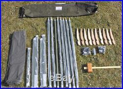 Dutch Military Portable Latrine Screen
