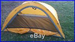 EUC Nemo Nano Elite 2 Person Tent UltraLight Racing Shelter 2.9 lbs. Backpacking