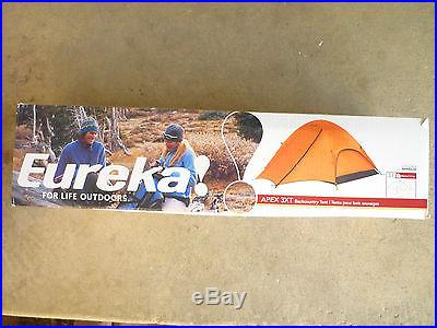 EUREKA Apex 3XT backcountry tent