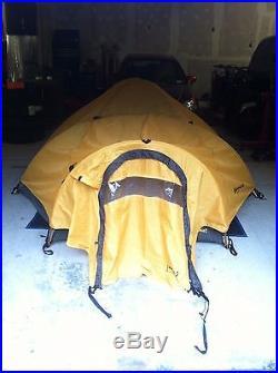 EUREKA K-2 XT Tent 3-Person 4-Season Tent USED & EUREKA K-2 XT Tent 3-Person 4-Season Tent USED @ Small Camping Tents