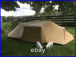 Erdman Schmidt Kever (Beetle) Dutch Tent with Optional A poles All lovely