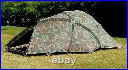 Eureka ECWT 4 Man 4 season military tent Complete