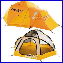 Eureka K-2 XT Tent 3-Person 4-Season One Color One Size NIB