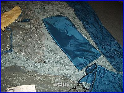 Eureka Sunrise 11 Large Dome Tent 11' x 11' Used Once Excellent Condition