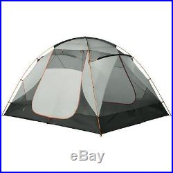 Eureka Taron Basecamp 6 Tent 6-Person 3-Season One Color One Size