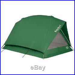 Eureka Timberline 4 Person A-Frame Camping Tent Dark Green