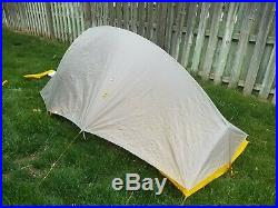 Excellent Condition Big Agnes Fly Creek HV UL2 Ultralight Tent Used Once