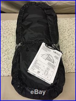 ExpedVenus II Tent2 PersonGreenVersatileLightweightNew With Tags