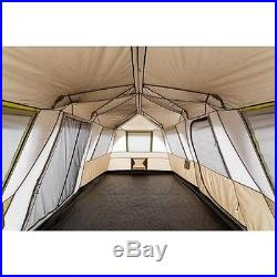 Family 10 Person 3 Room Instant Cabin Pop Up C&ing Tent Separate Sleeping NEW  sc 1 st  Small C&ing Tents & Family 10 Person 3 Room Instant Cabin Pop Up Camping Tent Separate ...
