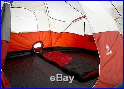 Family Camping Tent 8 Person Outdoor Hiking Cabin Dome Large Waterproof Coleman