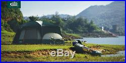 Family tent in frame cabin style with 3rooms for 6-8 persons(FT019) from Camppal