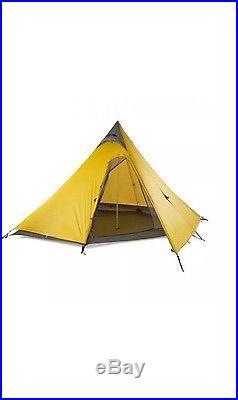 Golite Shangri-La Big Agnes Yahmonite 5 Tent Tarp Backpacking Camping Excellent