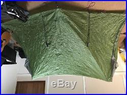 Golite shangri-la 2 tent - ultralite tarp silnylon tent
