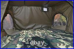 Hard ABS Shell Roof Top Tent Camping Car Waterproof 1.3x2.2 M / 7cm Mattress