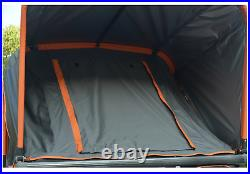 Hard ABS Shell Roof Top Tent Camping Car Waterproof 2.2 x 1.9 M / 4-5 people