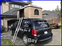 Hard Shell Car roof tent Hard Shell Car Top Tent