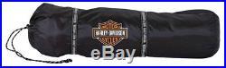 Harley-Davidson Dome Tent w Detachable Motorcycle Storage Vestibule HDL-10010A