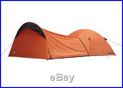 Harley-Davidson Dome Tent with Vestibule Motorcycle Storage, Orange HDL-10010A