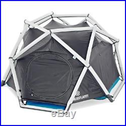 Heimplanet The Cave Inflatable 2-3 Person Tent Grey/Silver