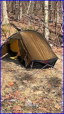 Hilleberg Akto 7.3 x 4.5 Tent & Hilleberg Akto 7.3 x 4.5 Tent @ Small Camping Tents