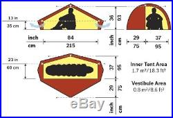 Hilleberg Evan 1 Man Tent