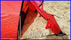 Hilleberg Kaitum 3 GT red tent