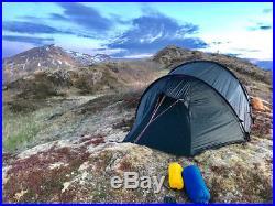 Hilleberg Nallo 3 GT, 3 Person, 4 Season Tent, Vestibule