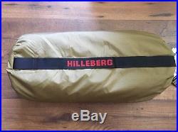 Hilleberg Nammatj 3 GT Tent 012613