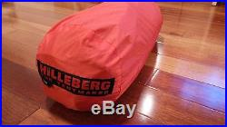 Hilleberg Soulo (Red) with Footprint