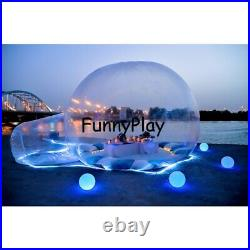 Igloo Tent Inflatable Bubble Camping Large Inflatable Igloo Tent Beach Hiking